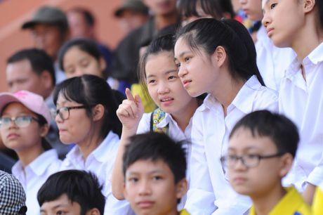 Nguyen Chu tich nuoc Nguyen Minh Triet den du khan tran chung ket U.21 Bao Thanh nien - Anh 9