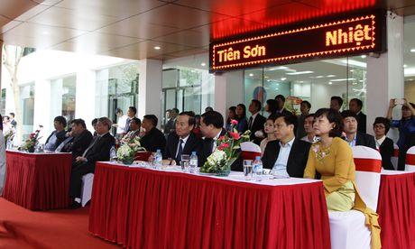 Viglacera Tien Son don nhan Bang khen cua Thu tuong - Anh 2