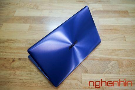 Mo hop Asus Zenbook 3: 11,9mm, 0,9kg, gia 40 trieu - Anh 1