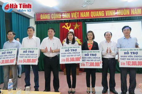 Nguoi Viet tai Thai Lan ung ho nguoi dan vung lu Ha Tinh 500 trieu dong - Anh 4