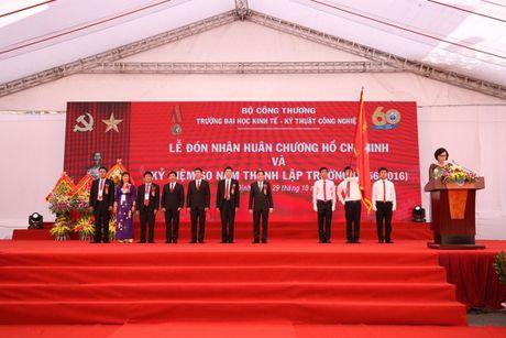 Truong Dai hoc Kinh te - Ky thuat Cong nghiep: 60 nam xay dung va phat trien - Anh 3