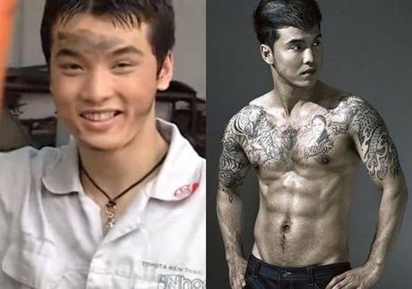 Anh cu gay tong teo va den dua cua cac nam than Viet Nam - Anh 8