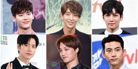 Lee Jong Suk, Lee Jun Ki, Ji Chang Wook, Park Hae Jin, Kai va Taecyeon trong 1 bo phim? - Anh 2