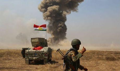Mosul- 'Quyet chien diem' voi IS? - Anh 1