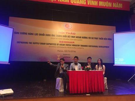 Tang cuong nang luc chuoi cung ung trong khoi det may ASEAN - Anh 1
