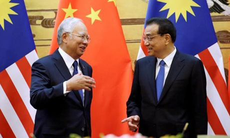 Malaysia mua 4 tau hai quan Trung Quoc - Anh 1