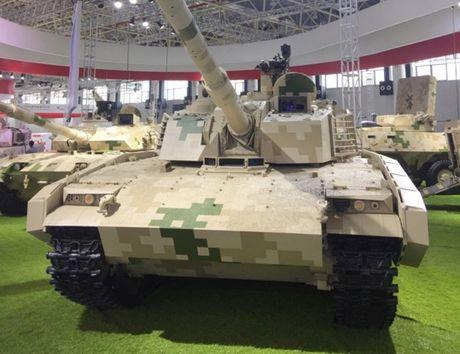 Trung Quoc ra mat xe tang moi canh tranh T-90 va M1 Abrams - Anh 5