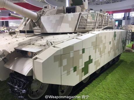 Trung Quoc ra mat xe tang moi canh tranh T-90 va M1 Abrams - Anh 6