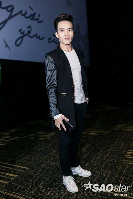 Ha Ho tuoi tan tai ngo Lan Khue va tro cung The Face ngay ra mat phim ca nhac - Anh 13