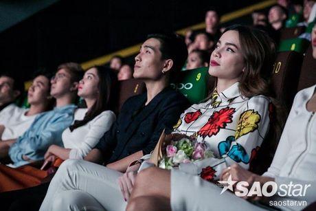 Ha Ho tuoi tan tai ngo Lan Khue va tro cung The Face ngay ra mat phim ca nhac - Anh 6