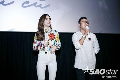 Ha Ho tuoi tan tai ngo Lan Khue va tro cung The Face ngay ra mat phim ca nhac - Anh 7