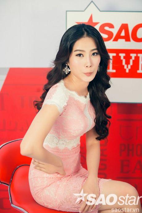 Nam Em quay het co, trai long hanh trinh 24 ngay 'vuot len chinh minh' tai Miss Earth - Anh 3