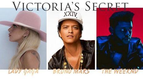 Le Ha se gap Lady Gaga, Bruno Mars va The Weeknd tai Victoria's Secret Show - Anh 2