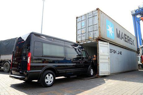 Resort MerPerle Hon Tam va Hyatt Danang nhan xe DCar - Anh 1