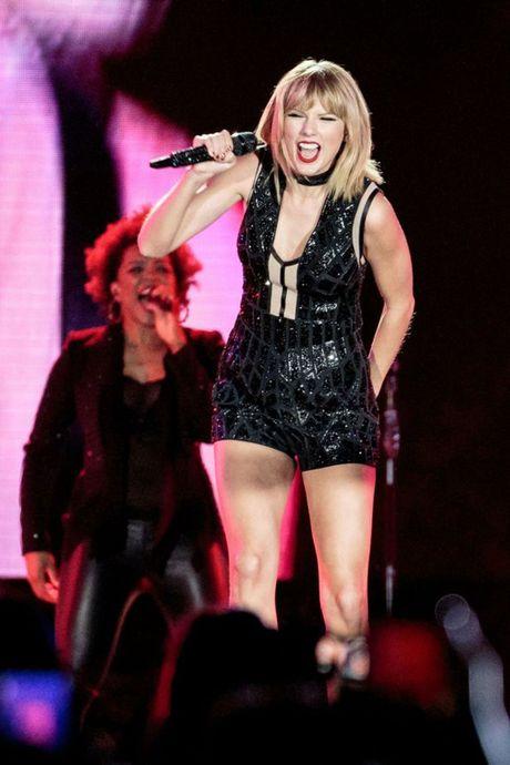Taylor Swift sang tac ca khuc 'ke toi' tinh cu - Anh 2