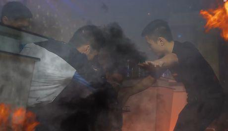 Ky nang thoat khoi dam chay o quan karaoke ban can biet - Anh 1