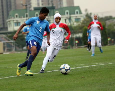Vong loai U19 nu chau A 2017: Iran cam hoa An Do - Anh 5