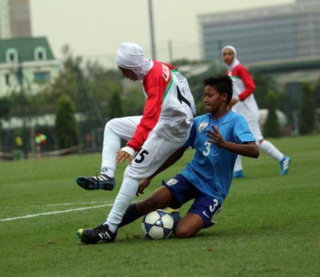 Vong loai U19 nu chau A 2017: Iran cam hoa An Do - Anh 7