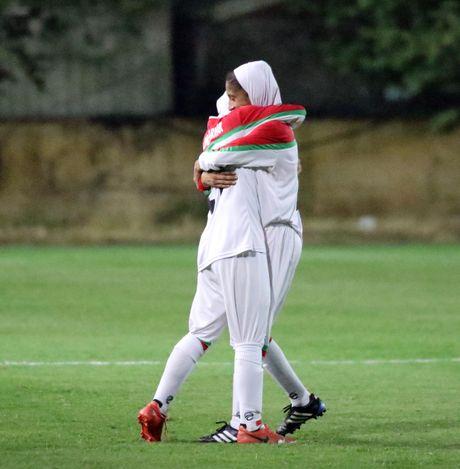 Vong loai U19 nu chau A 2017: Iran cam hoa An Do - Anh 8
