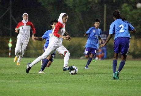 Vong loai U19 nu chau A 2017: Iran cam hoa An Do - Anh 9