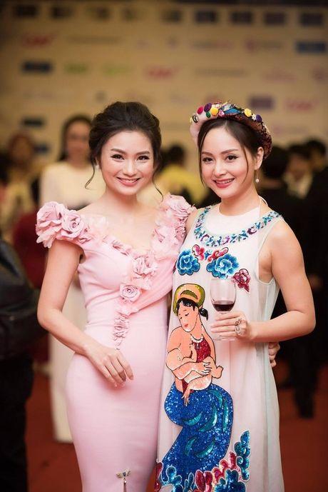 Showbiz Viet do bo tham do LHP quoc te Ha Noi - Anh 20