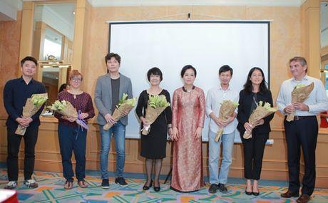Trai sang tac va cho dien anh HANIFF 2016: Co hoi cho nhung tai nang tre - Anh 1
