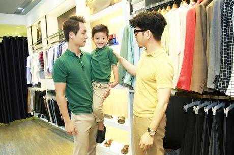 Dang Khoi va con trai dien do doi sanh dieu - Anh 5