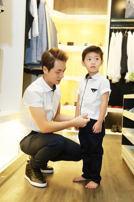 Dang Khoi va con trai dien do doi sanh dieu - Anh 6