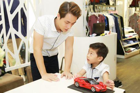 Dang Khoi va con trai dien do doi sanh dieu - Anh 7
