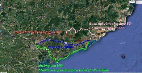 Phuot duong rung va deo dai 250 km tu TP.HCM di Phan Thiet - Anh 1
