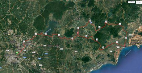 Phuot duong rung va deo dai 250 km tu TP.HCM di Phan Thiet - Anh 3