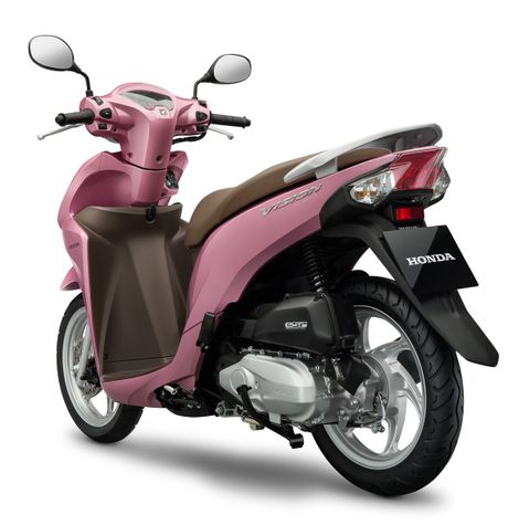 Honda Viet Nam gioi thieu mau xe Vision moi - Anh 3