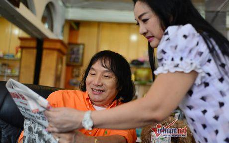 NSUT Minh Vuong: Vo tre nhung van... khoe! - Anh 2