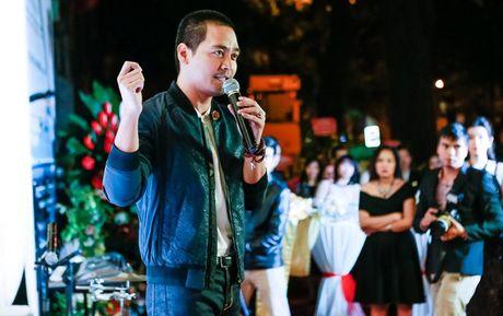 MC Phan Anh lan dau du su kien sau hoat dong thien nguyen - Anh 2