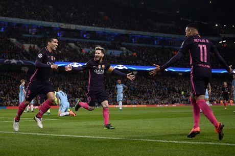 Phuc han thanh cong Barca, Pep Guardiola chep mieng tiec re - Anh 1
