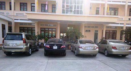 Binh Dinh: Ban dau gia 8 sieu xe nhap lau sung cong - Anh 1