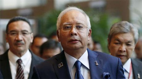 Thu tuong Malaysia tham Trung Quoc, ky hop tac quoc phong - Anh 1