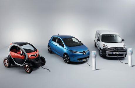 Renault Zoe 2017 chao ban o Anh voi gia sieu re - Anh 4
