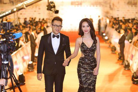 Ai Phuong tu tin lam MC Lien hoan phim Quoc te Ha Noi - Anh 3