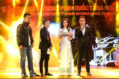 Ai Phuong tu tin lam MC Lien hoan phim Quoc te Ha Noi - Anh 6