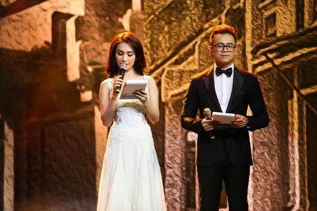 Ai Phuong tu tin lam MC Lien hoan phim Quoc te Ha Noi - Anh 7