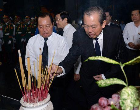 Tien dua dong chi Nguyen Van Chinh ve noi an nghi cuoi cung - Anh 3