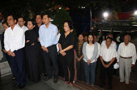Tien dua dong chi Nguyen Van Chinh ve noi an nghi cuoi cung - Anh 6