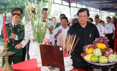 Tien dua dong chi Nguyen Van Chinh ve noi an nghi cuoi cung - Anh 7