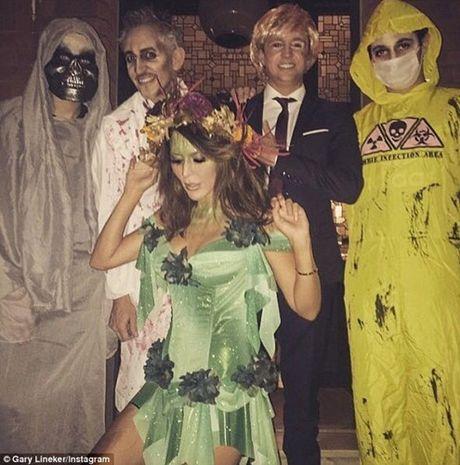 Top trang phuc Halloween an tuong nhat cua ngoi sao the thao the gioi - Anh 12