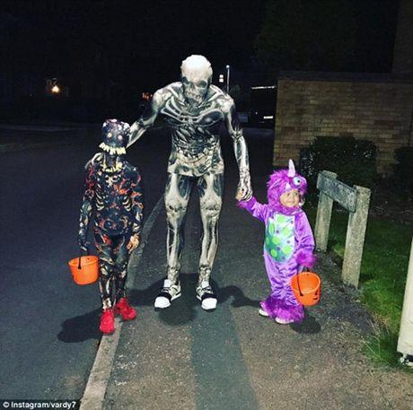 Top trang phuc Halloween an tuong nhat cua ngoi sao the thao the gioi - Anh 3