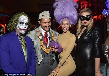 Top trang phuc Halloween an tuong nhat cua ngoi sao the thao the gioi - Anh 8