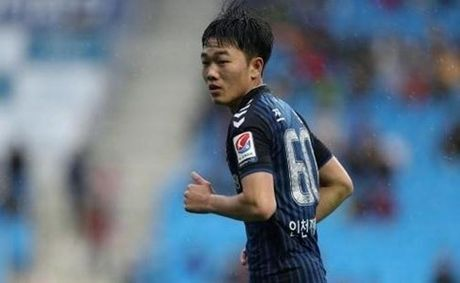 Xuan Truong ra san, Incheon United that thu truoc Suwon Samsung - Anh 1