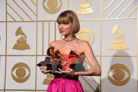 Taylor Swift - 'nu hoang' thu nhap cua lang nhac the gioi nam 2016 - Anh 1