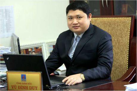 Ve viec nguyen Tong giam doc PVTex Vu Dinh Duy xin nghi di chua benh - Anh 1